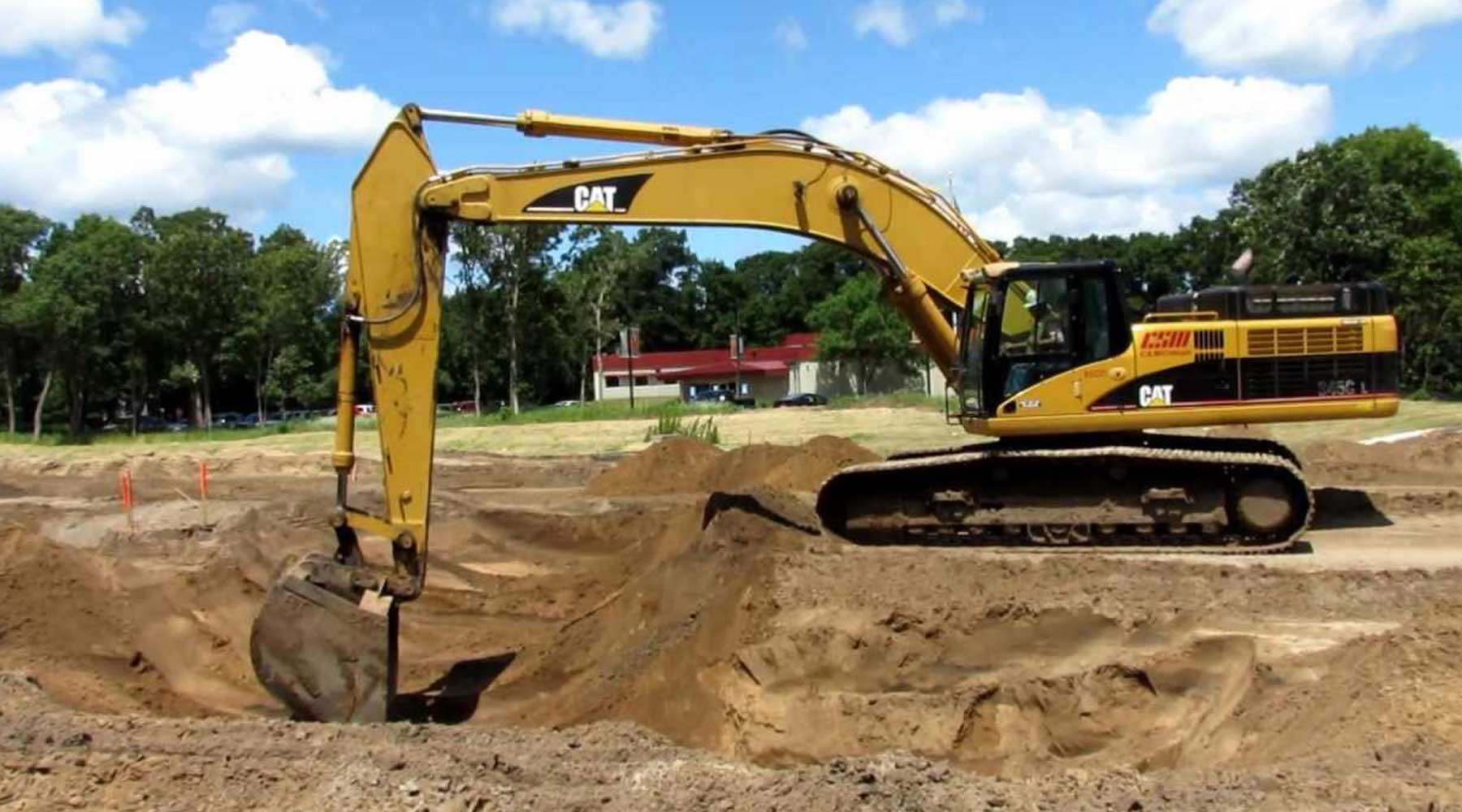 Excavation and Fill